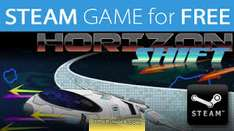 "STEAM Key GRATIS: ""Horizon Shift"" + Trading Cards"