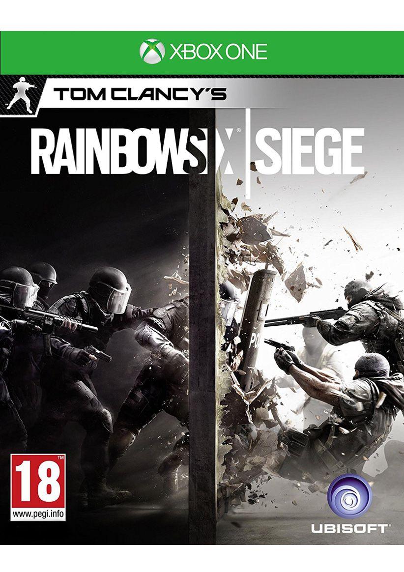 Rainbow Six Siege on Xbox One