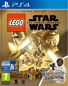 LEGO Star wars Deluxe Edition (PS4) voor €31,94 @ Game-Outlet