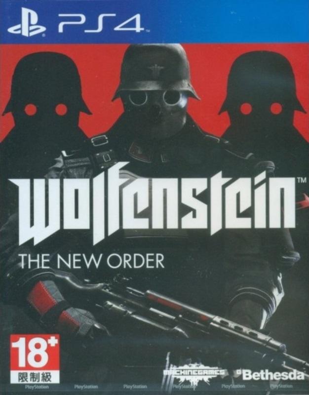 Wolfenstein: The New Order (PS4) voor  €38,87 @ TheGameCollection Ebay