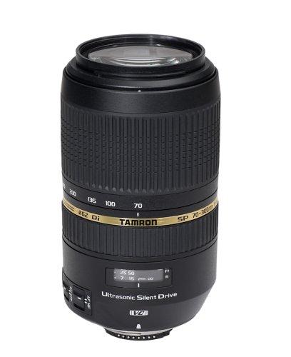 Tamron 70-300mm f/4-5.6 SP Di VC USD (Nikon) cameralens voor € 288,78 @ Amazon.de