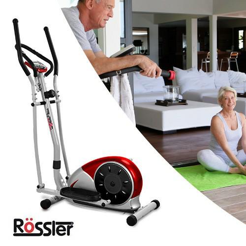 Rössler Crosstrainer met 8 weerstandsniveaus