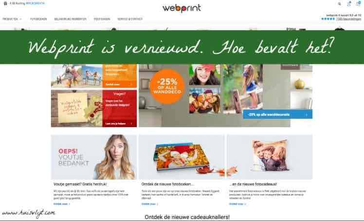 40% korting @ Webprint