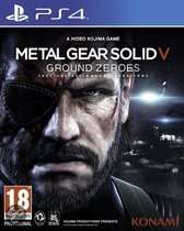 Metal Gear Solid V: Ground Zeroes (PS4) voor € 20,49 @ Bol.com