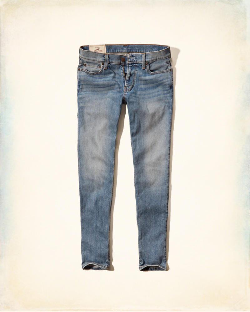 Alle heren jeans nu voor €11,99 @ Hollister