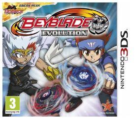 Beyblade: Evolution 3DS nu €8 @ Nedgame