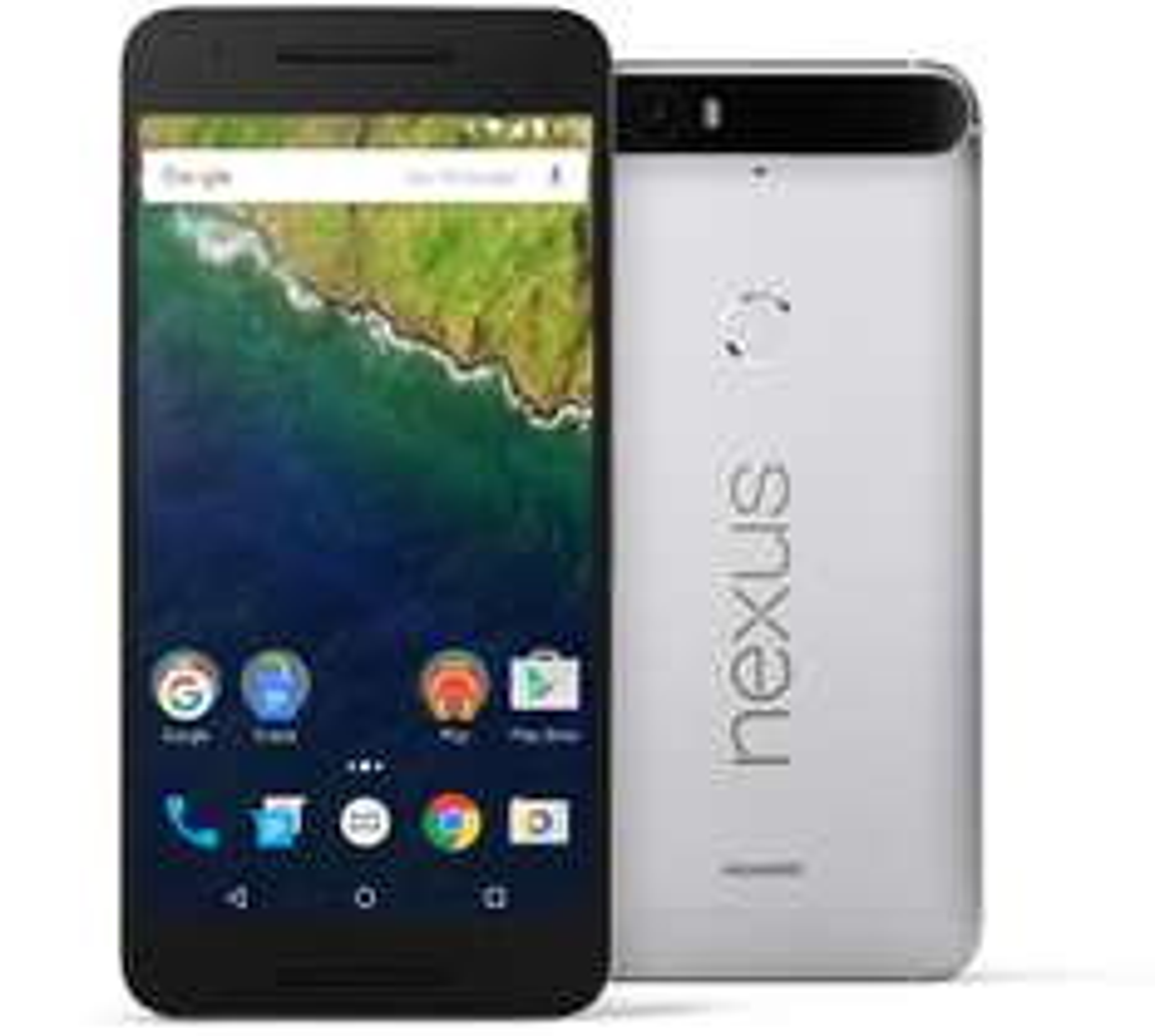 Huawei Nexus 6P 32GB Aluminium voor €329 @ Castle