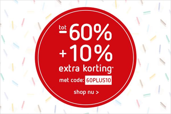 Kleertjes.com - Tot 60% + 10% korting met code