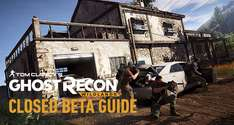Gratis Ghost Recon Wildlands closed beta (PS4/ONE/PC) @ Ubisoft