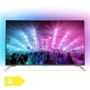Philips 55PUS7101 Ultra HD 4K LED TV met Ambilight en Android @ebay.de