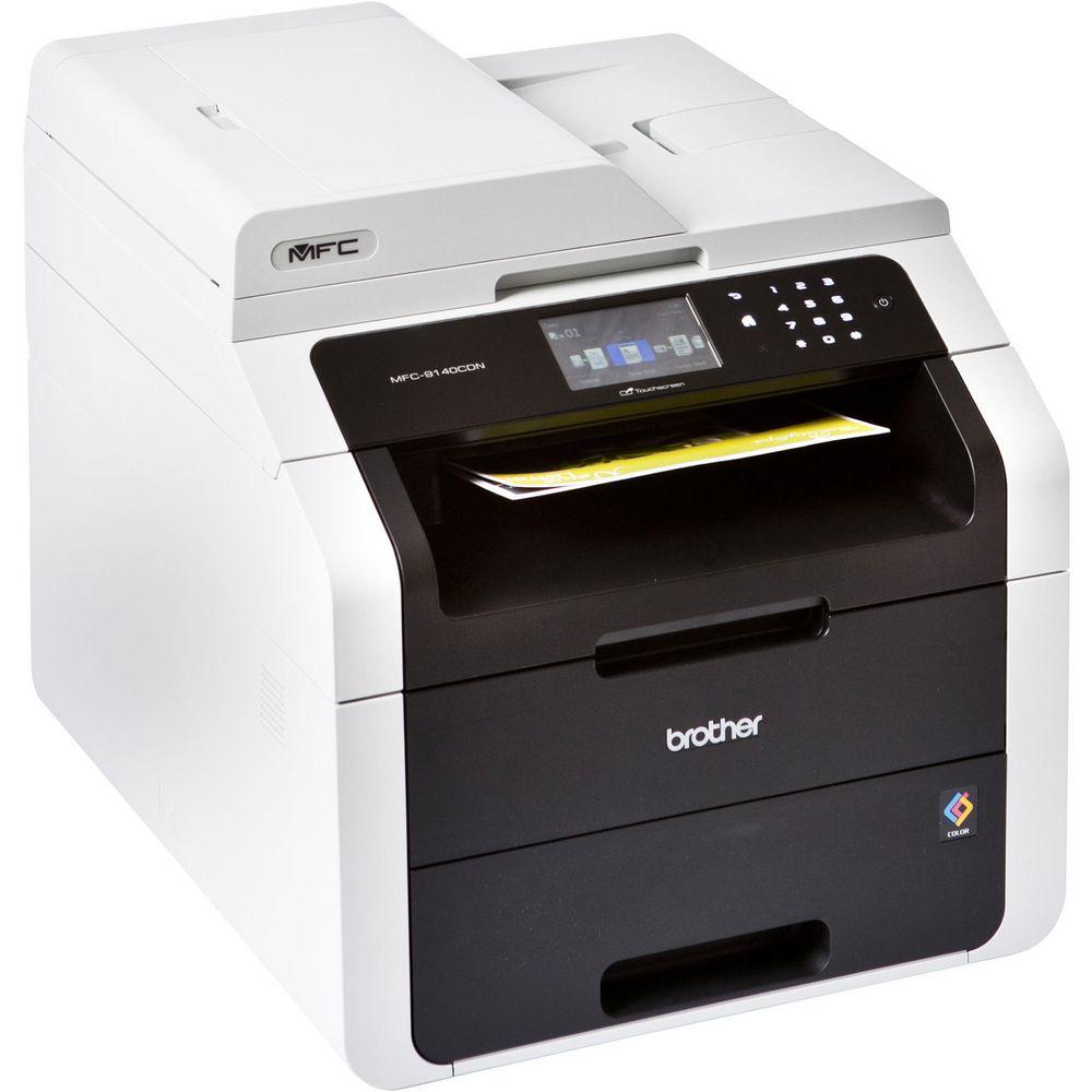 Brother MFC-9140CDN, A4 All-In-One Laserjet kleurenprinter @ Staples
