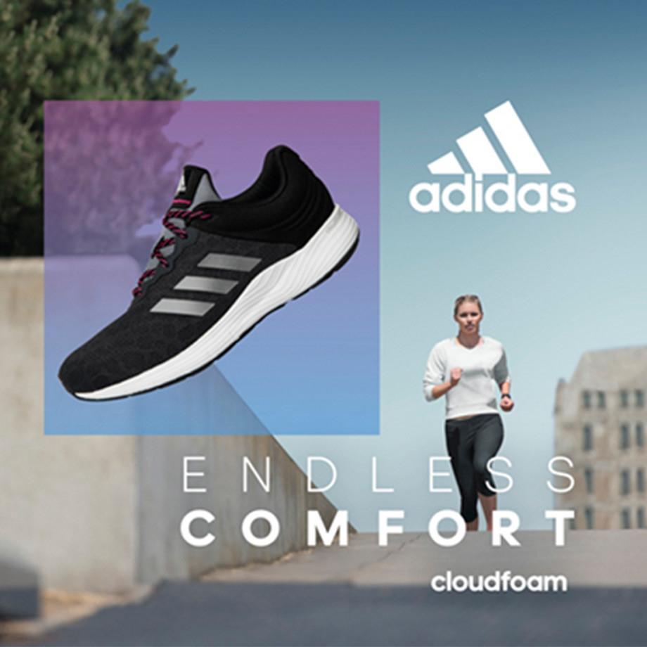 20% korting bij Adidas met Eurosparen