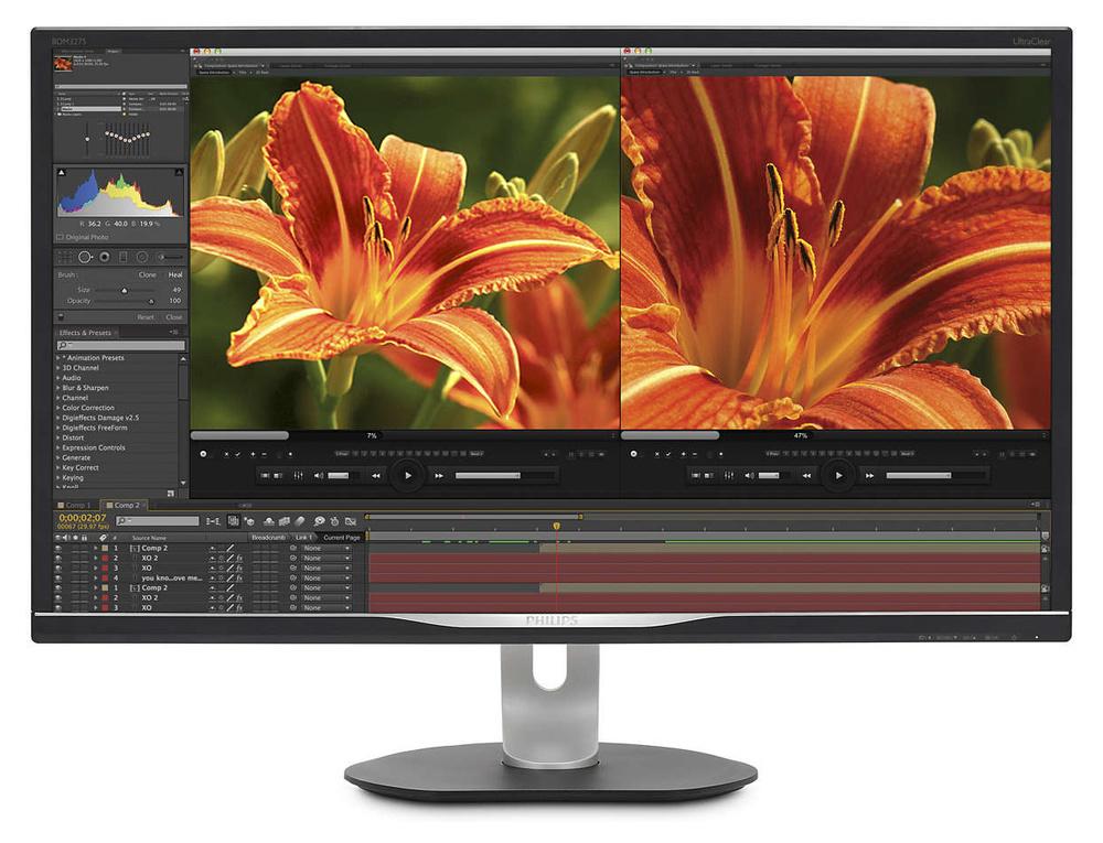 "[prijsfout?] Philips 32"" 4K-monitor @ Afuture"