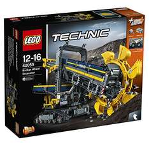 LEGO Technic Emmerwiel graafmachine (42055) voor €150,91 @ Amazon.co.uk