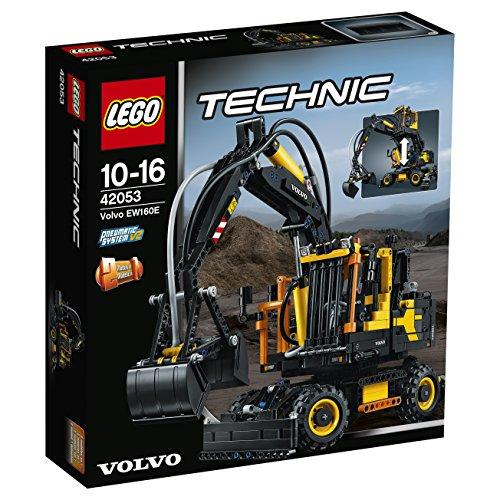 LEGO Technic Volvo EW160E (42053) voor €62,91 @ Amazon.co.uk