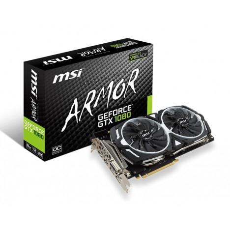 Diverse GeForce GTX 1080 @SiComputersMSI