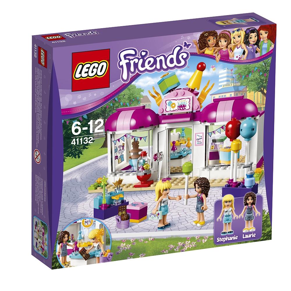 "LEGO Friends - 41132 Heartlake feestwinkel voor €21,93 @ Toys""R""Us"