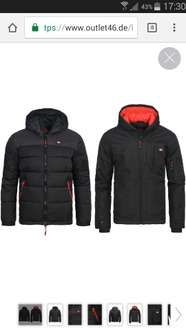 ​Lee Cooper Performance Padded & Oxford heren jassen @outlet46 - afgeprijsd van 60 naar 14,95 euro