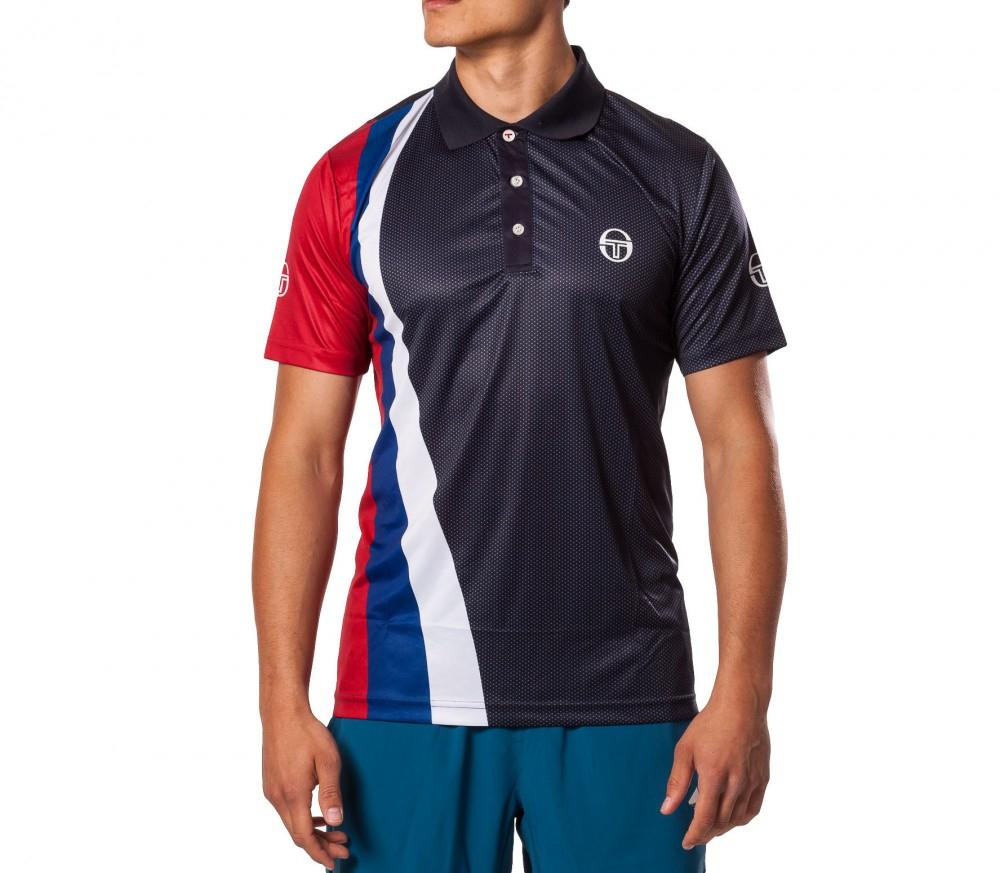 Sergio Tacchini - Novak Djokovic Bigace Polo voor €5 @ Keller-Sports