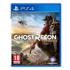 Ghost Recon Wildlands PS4 @AllYourGames