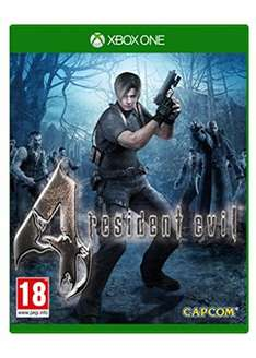 Resident Evil 4 HD Remake (Xbox One) voor €18,13 @ Base