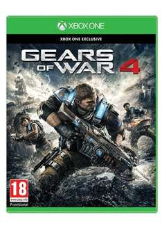 Gears of War 4 (Xbox One) voor €23,89 @ Base