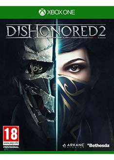 Dishonored 2 (Xbox One) voor €25,24 @ Base