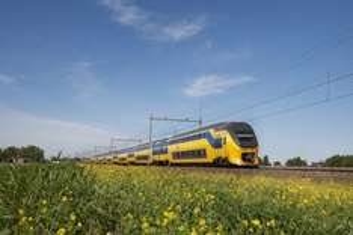 Set van 2 NS-treinkaartjes (enkele reis) @ Actievandedag