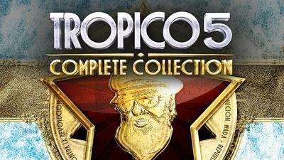 Tropico 5 - complete collection, bij bundle stars voor 9 euro
