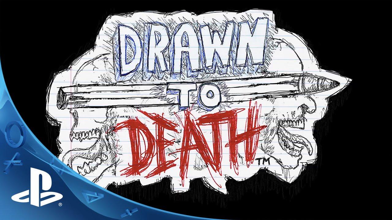 Drawn to Death (PS4) vanaf 4 april gratis met PlayStation Plus