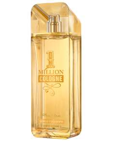 Paco Rabanne 1 Million Eau de Cologne Spray (125 ml) voor €34,99 @ ICI Paris XL