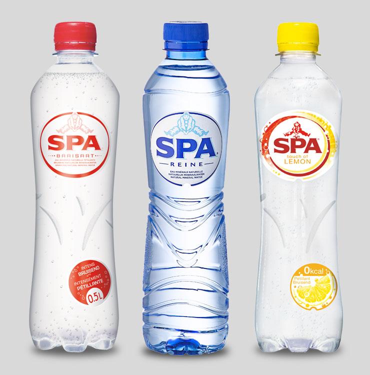 Gratis Spa 50cl of 150 extra Air Miles bij tankbeurt van minimaal 20 liter @ Shell/Air Miles