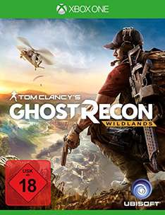 Tom Clancy's: Ghost Recon Wildlands (Xbox One) voor €40,67 (€38,67 met Prime) @ Amazon.de