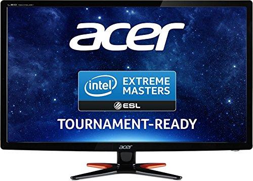 """24"""" beeldscherm Acer Predator, 144hz, 1 ms, full-HD, 3D ready voor € 199 @ Amazon.de"""