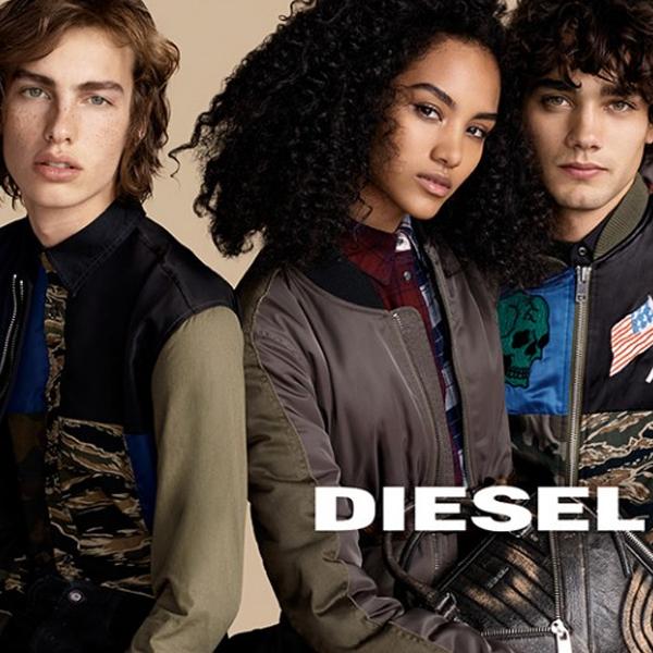 Diesel collectie voor heren in de uitverkoop (-75%) @ Maison-Lab