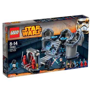 LEGO Star Wars Death Star beslissend duel 75093 voor €54,98 @ Bart Smit