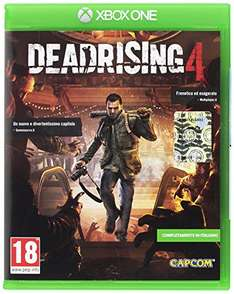 Dead Rising 4 (Xbox One) voor €23,69 @ Amazon.it