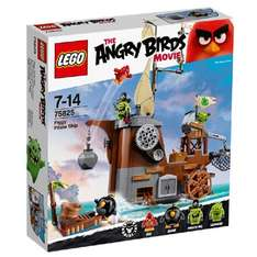 LEGO Angry Birds piggy piratenschip 75825 voor €47,98 @ Intertoys