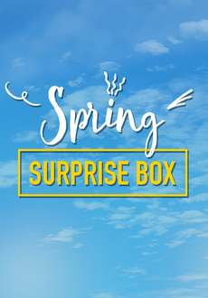 Spring Surprise Box 2017 (Just Cause 3 + 3 mystery games) voor €11,99 @ Square Enix