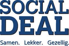 Social deal 3,50€ gratis tegoed