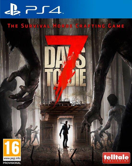 7 Days to Die PS4 voor €10,49 (PS+) @ PSN
