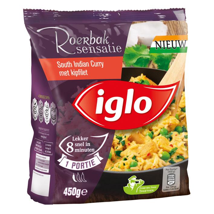 1 euro retour bij alle iglo roerbak maaltijden (alleen bij jumbo) @reclamefolder.nl