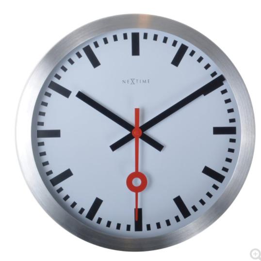 20% korting op klokken van Karlsson en NeXtime @ Fonq.nl