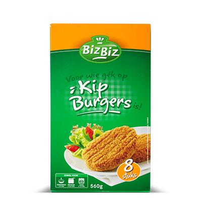 50% korting op Kipburgers bij de Lidl
