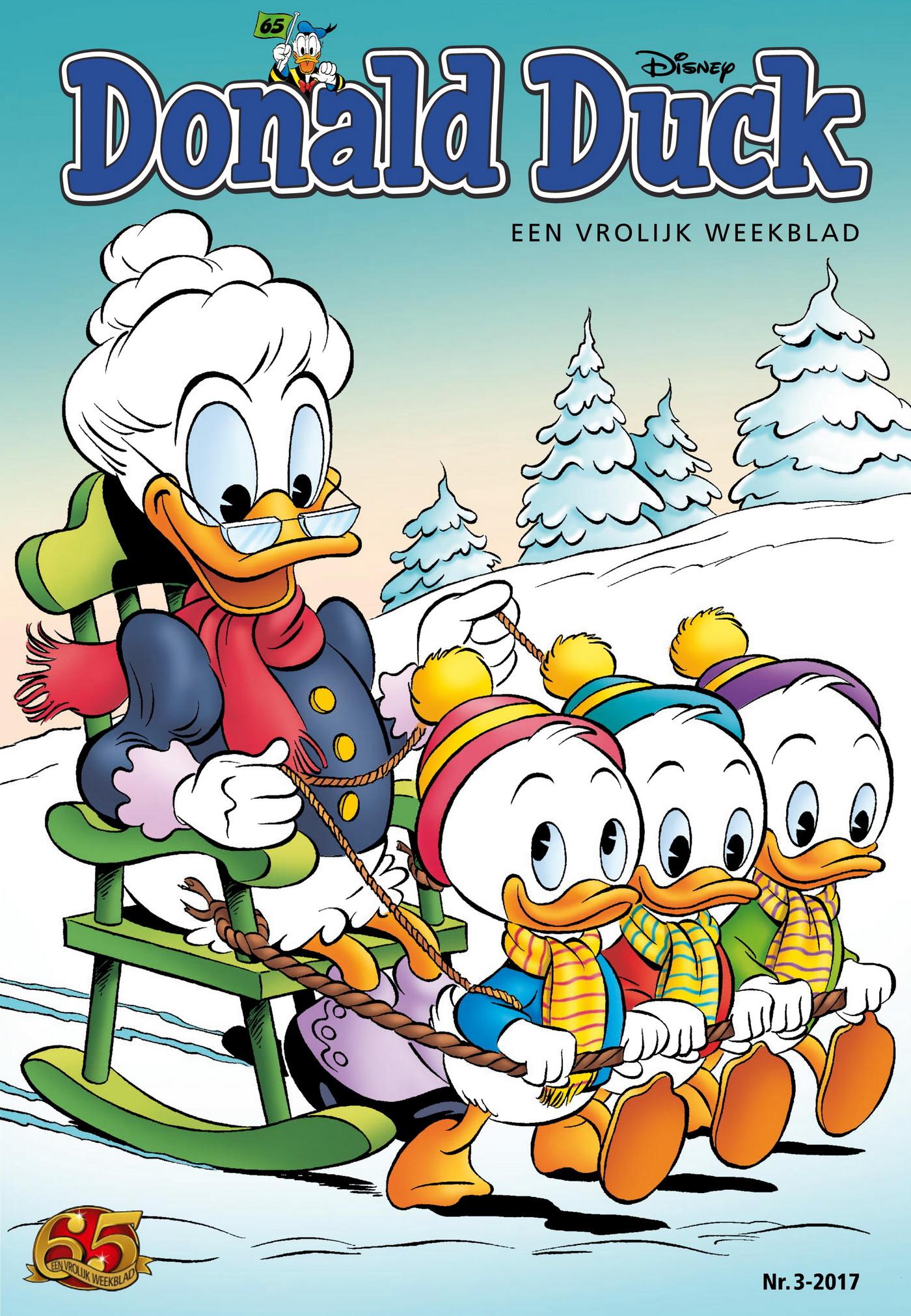Gratis 1 Donald Duck online lezen