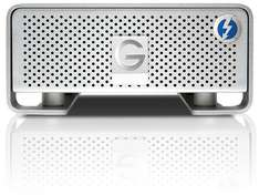 G-Technology G-Drive Pro met Thunderbolt (2TB) voor €269,10 @ Cameratools