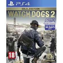 [UPDATE nu: €31,50] Watch Dogs 2 Gold Edition (Nordic PS4/Xbox One) voor €45,99 (San Francisco Edition - €45,90) @ Coolshop