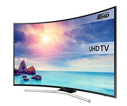 "SAMSUNG UE65KU6100 65"" Curved UHD TV @Televisiewinkel.nl"