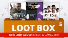 Digitale loot boxen vanaf €0,99 @ Green Man gaming