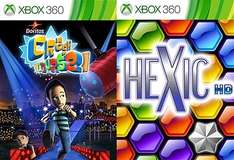 Hexic HD en Doritos Crash Course Xbox 360/One gratis @ Xbox store